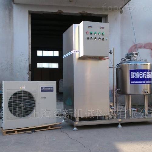 乳品加工设备厂家鲜奶巴氏杀菌机