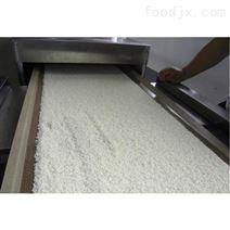 科尔新品微波大米干燥杀菌设备(定做大功率)