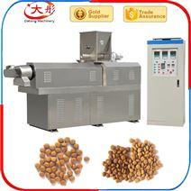 金鱼饲料加工膨化机