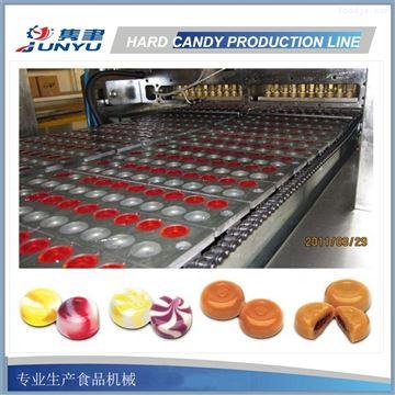QH300夹心奶糖生产线