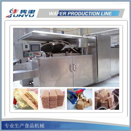 威化奶油搅拌机,威化生产线