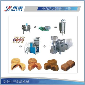 QH-150~600不锈钢太妃糖浇注生产线