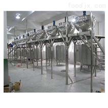 西梅酵素飲料生產線設備