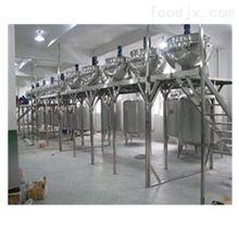 西梅酵素饮料生产线设备