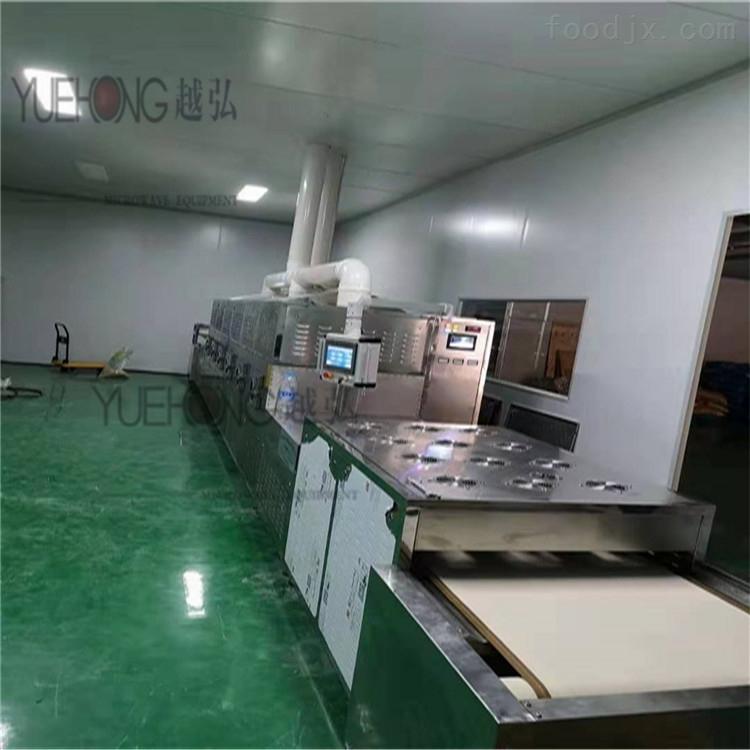 海虾微波烘烤干燥设备 海产品设备
