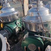 回收油脂精鍊設備碟式分離機