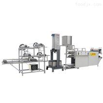 廠家供應3.3米自動折疊豆腐皮機