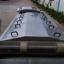 S酒厂设备滚扛式连续杀菌流水线