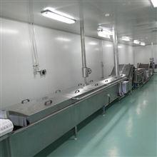 S不锈钢食品级水浴式杀菌生产线