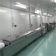 S大型隧道式巴氏杀菌生产线