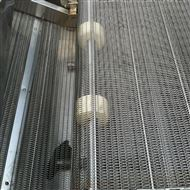 S大型酒厂设备滚扛式连续杀菌流水线