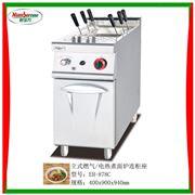 EH-878C商用意粉煮面炉带柜子/麻辣烫机