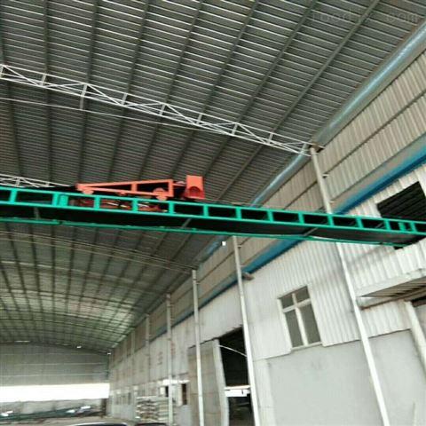 悬挂输送机 架高水平皮带流水线