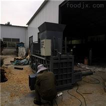 卧式套袋青储机 液压方捆压块机厂家