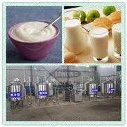 内蒙古羊奶杀菌脱膻发酵设备 马奶生产线