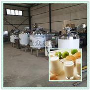 不锈钢巴氏奶杀菌加工设备 牛奶灌装生产线