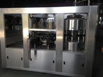 多功能饮料封口设备全自动灌装封口组合机