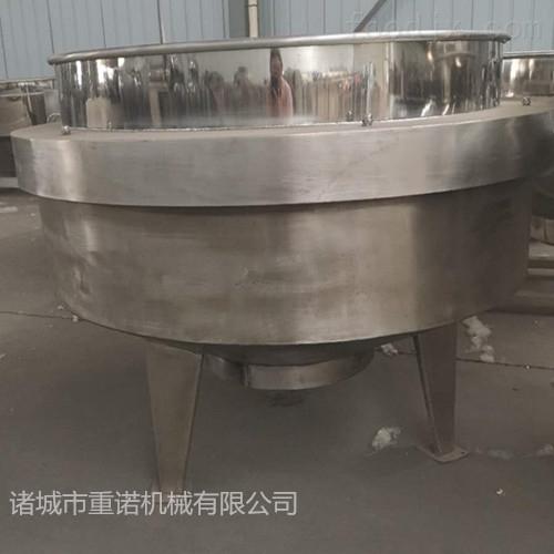 果酱立式蒸汽搅拌夹层锅