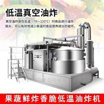 全自动食品加工设备~大型低温真空油炸机