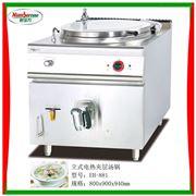 EH-881立式电热夹层汤锅