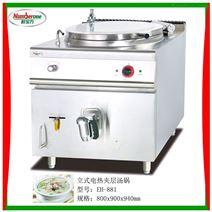 立式电热夹层汤锅