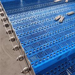 瓦楞纸码垛线带链模块塑料链板