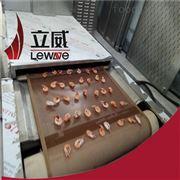 LW-40HMV活虾烘烤设备 大虾微波烘烤机