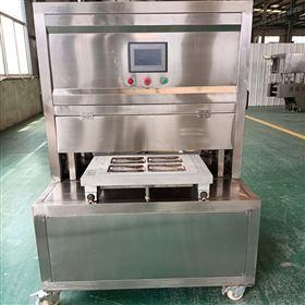 半自动盒装丹东软枣猕猴桃真空气调包装机