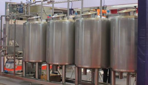 酵素产业蓝海下 发酵设备迎来发展新风口