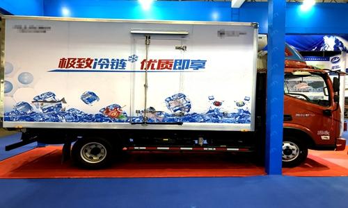 冷?#35789;?#22330;增量空间大 冷藏车、冷库护力生鲜品质安全