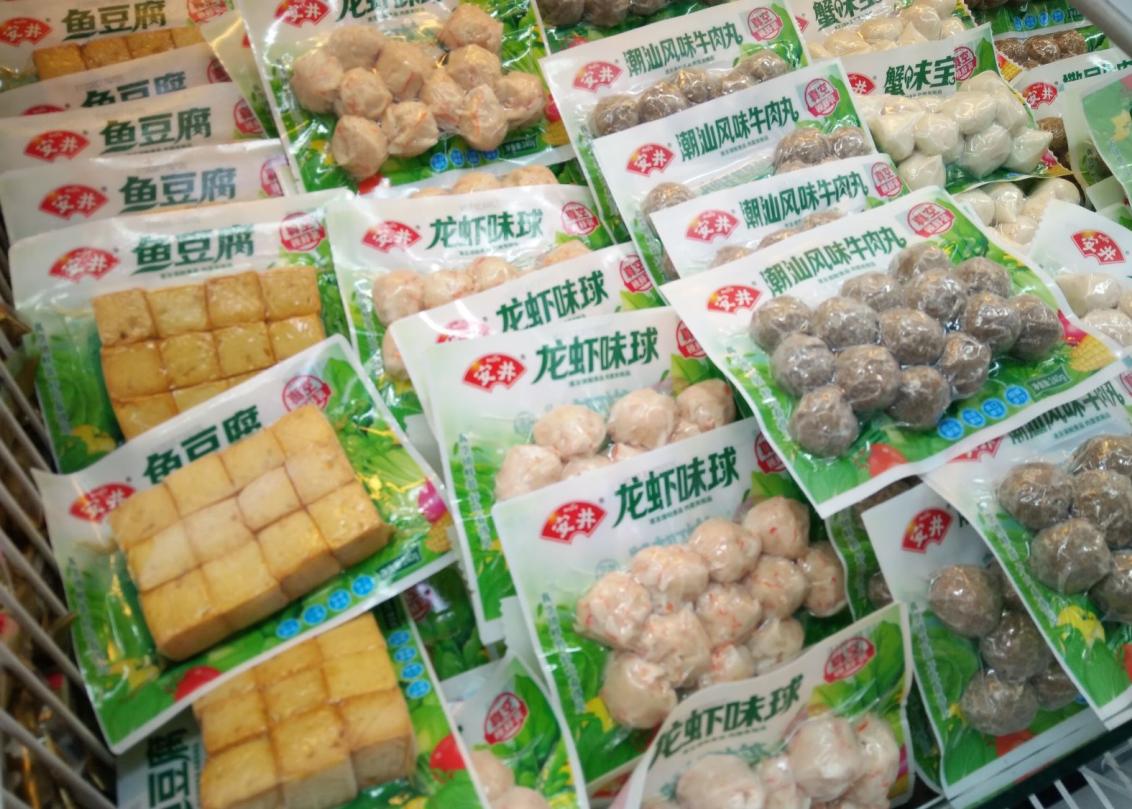 加码火锅料制品市场 锁鲜包装机吹响产业提档升级号角