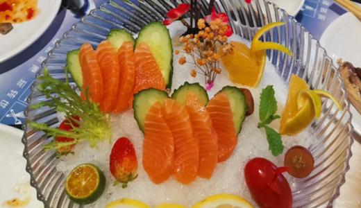 冰鲜三文鱼进口增长 冷链物流保障供应可持续性