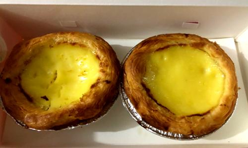 烘焙產業蒸蒸日上 烤箱在蛋撻烘烤品質上「爭上游」