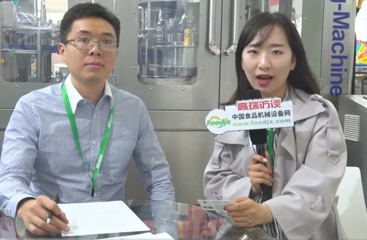 foodjx專訪蘇州市辰宇包裝機械有限公司