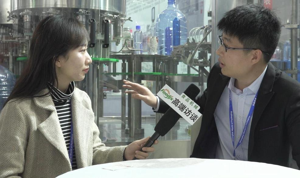 foodjx專訪上海虹齊機械設備有限公司