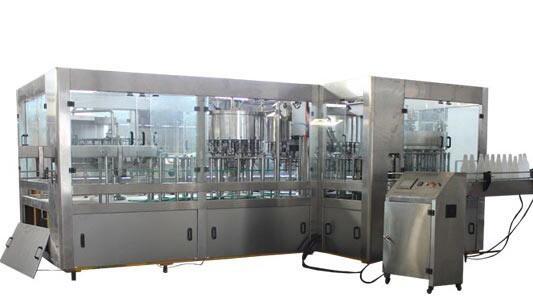 果汁饮料灌装机