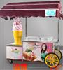 諸城浩博定做多功能小吃車冰淇淋車