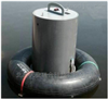 漂浮靜態箱 漂浮通量箱