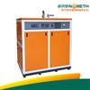 武汉诺贝思1吨食品加工全自动蒸汽发生器