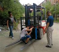 越衡内燃机叉车秤 2吨电动加装秤
